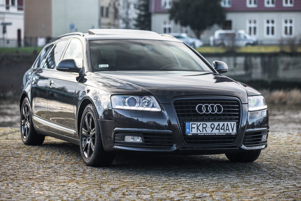 AUDI A6 S-LINE 2.7 TDI LED, SIDE ASSIST, SKÓRY PL