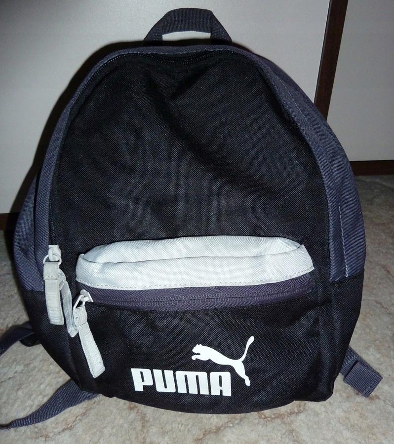 ea473c6f92c99 mały plecak plecaczek Puma jak nowy - 7508955340 - oficjalne ...