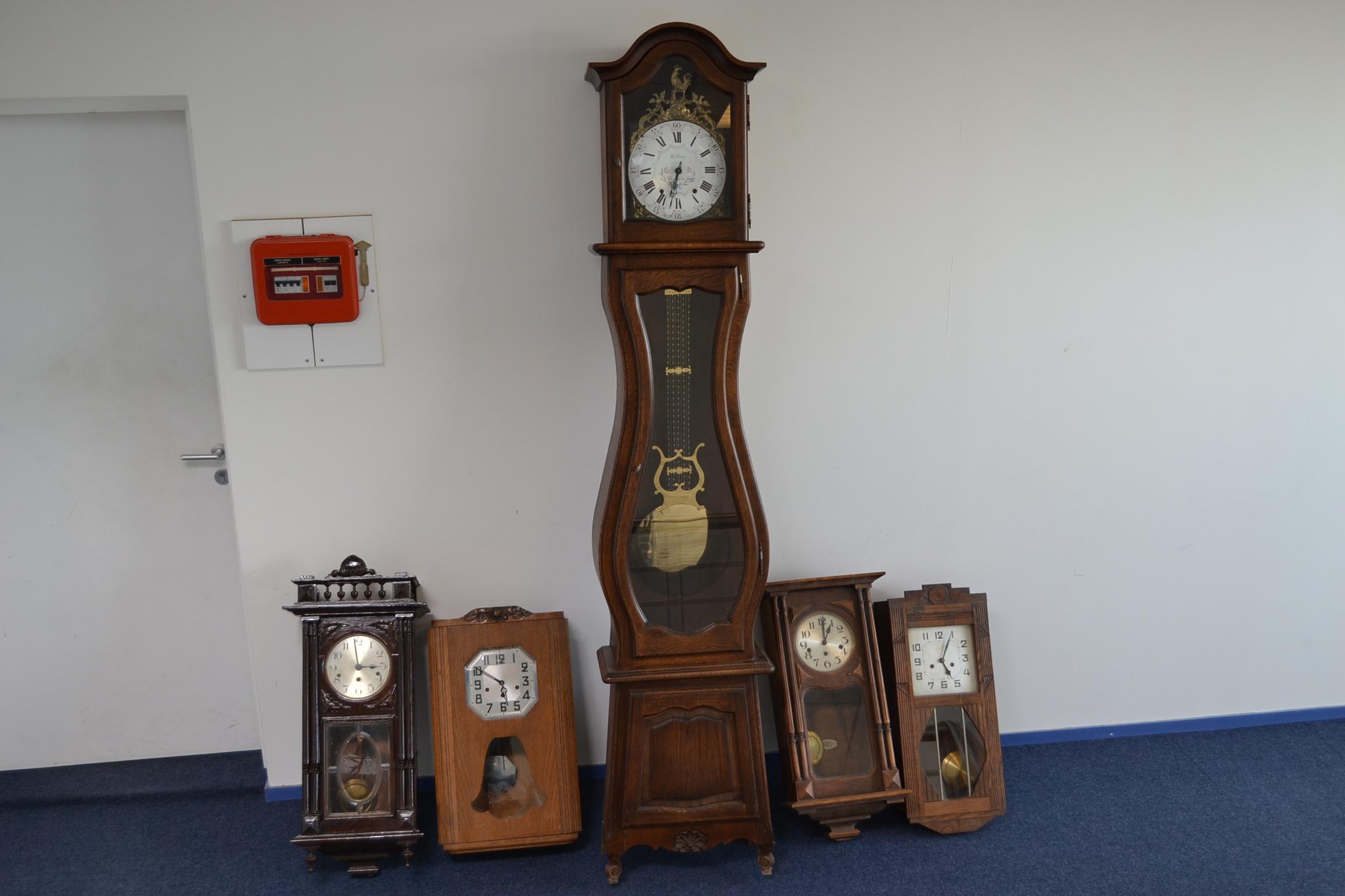 Stare Zegary Antyki Starocie Zegar 7177966265 Oficjalne