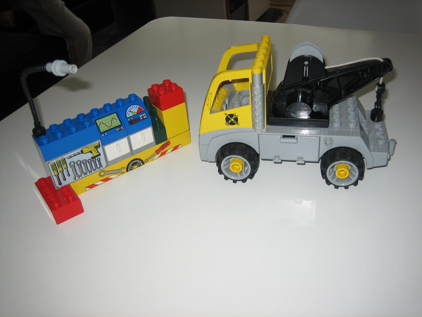 Lego Duplo 5641 Warsztat Samochodowy 7390308240 Oficjalne