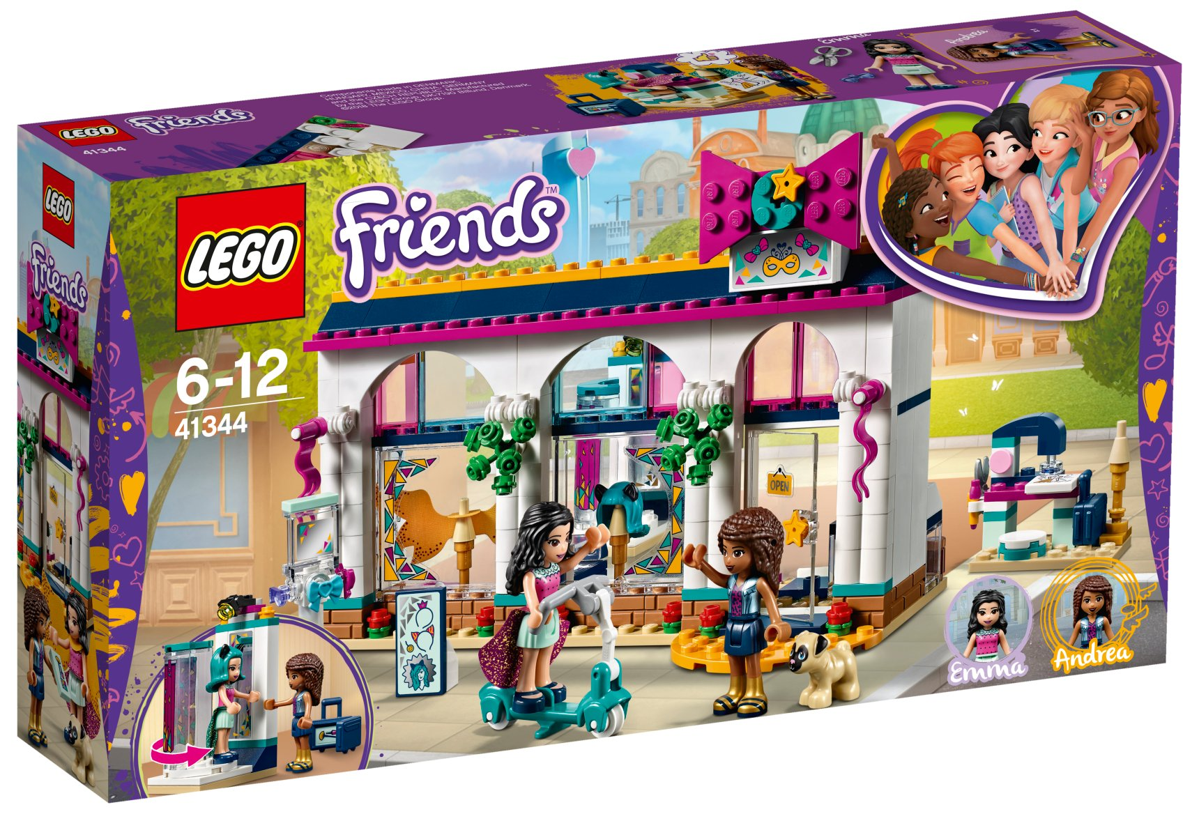 Nowość Lego Friends 41344 Sklep Z Akcesoriami 7362710640