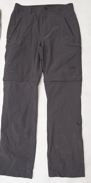 THE NORTH FACE spodnie termoaktywne 2w1 28