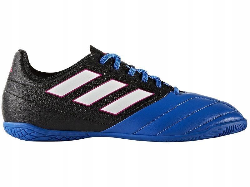 Buty piłkarskie halowe ACE 17.4 IN Adidas (granatowo