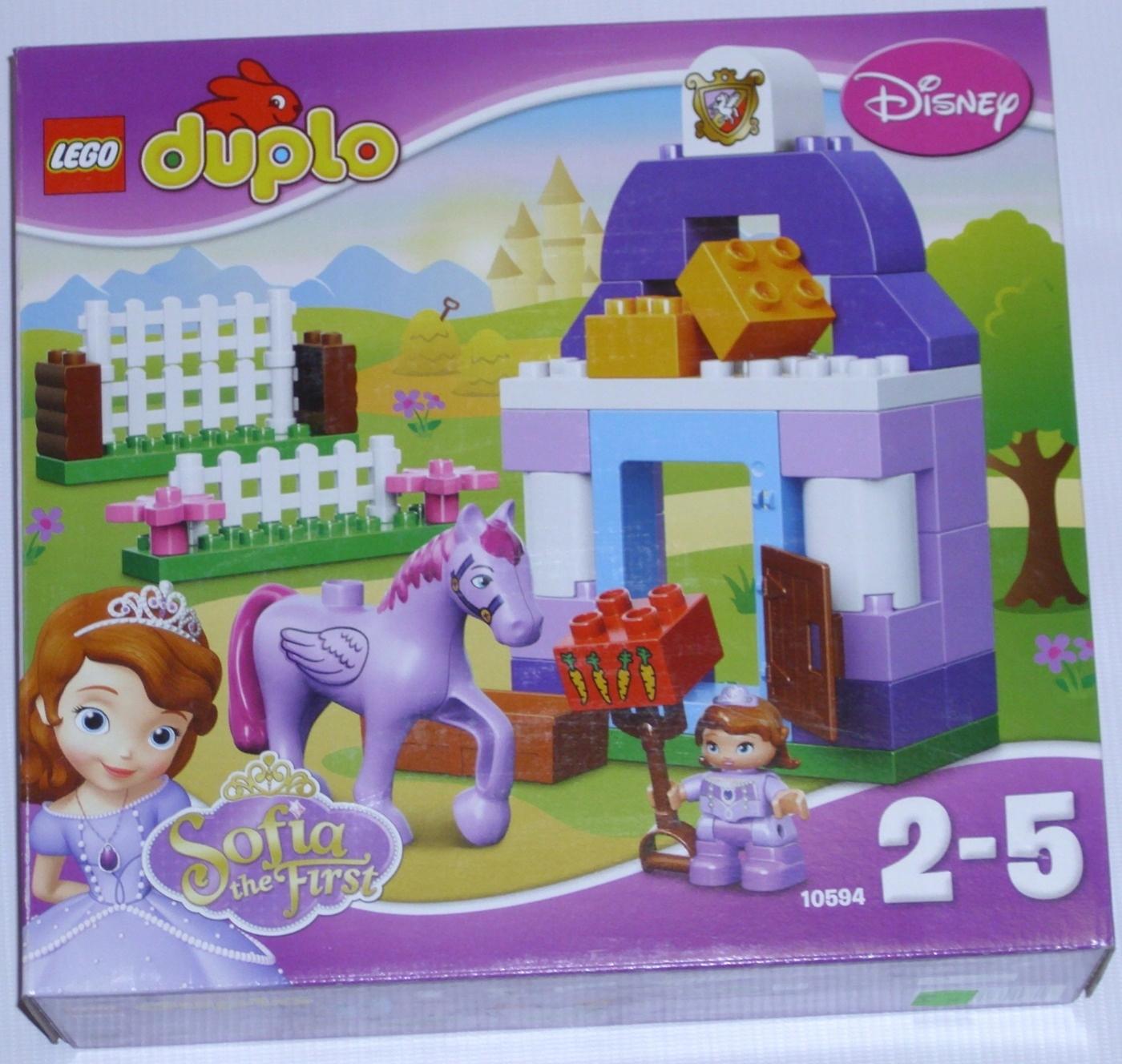 Lego Duplo Zosia 10595 Królewski Zamek Nowy 7566656865
