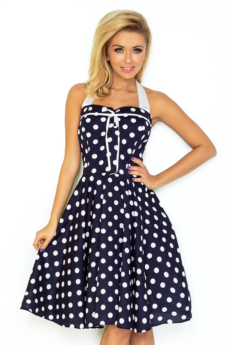 Sukienka Pin Up Lata 50 Te Granat Wesele Panieński 7300657691