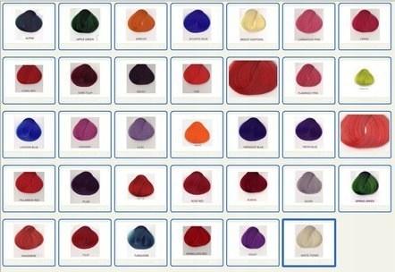 La Riche Toner Farba Directions 88ml Paleta 65 7156974949
