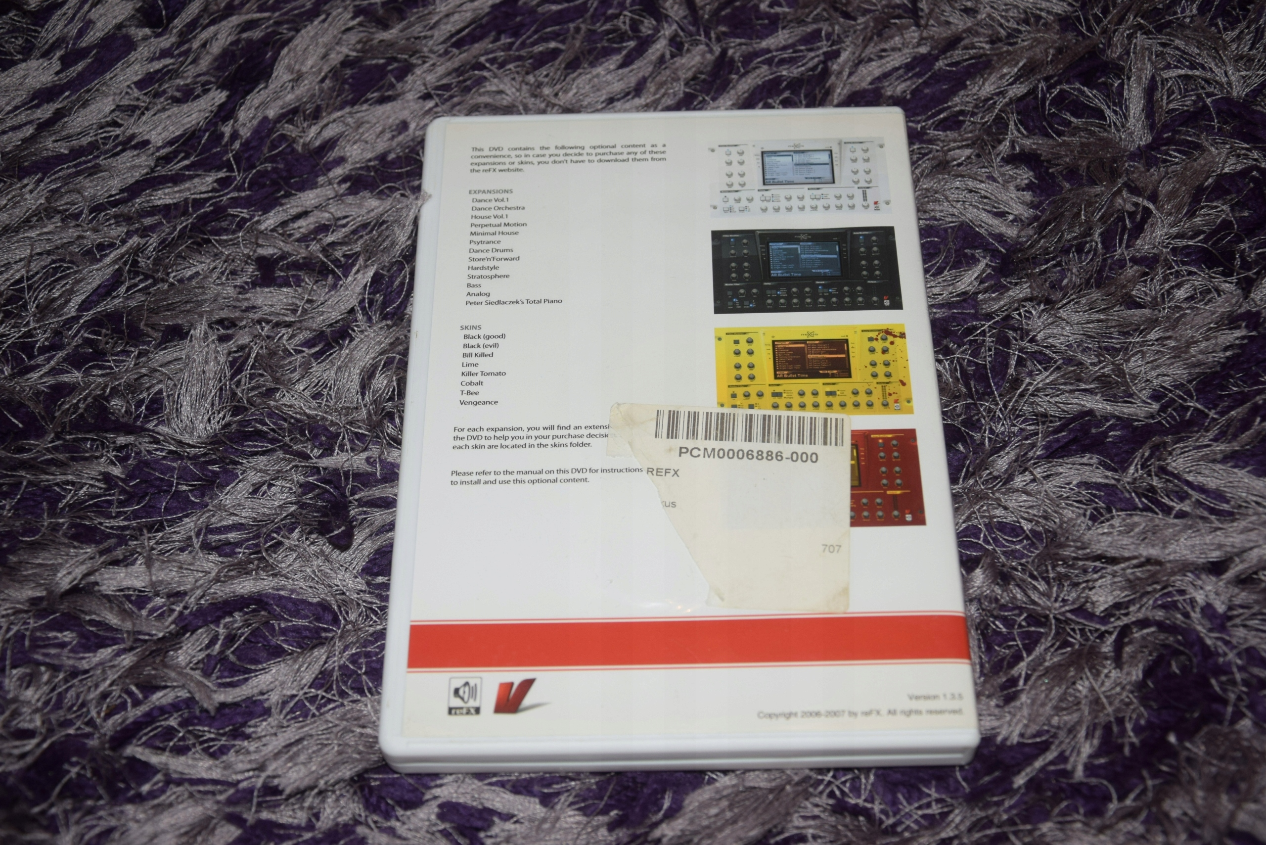 reFX Nexus 2 BOX + licencja + 8 banków brzmień