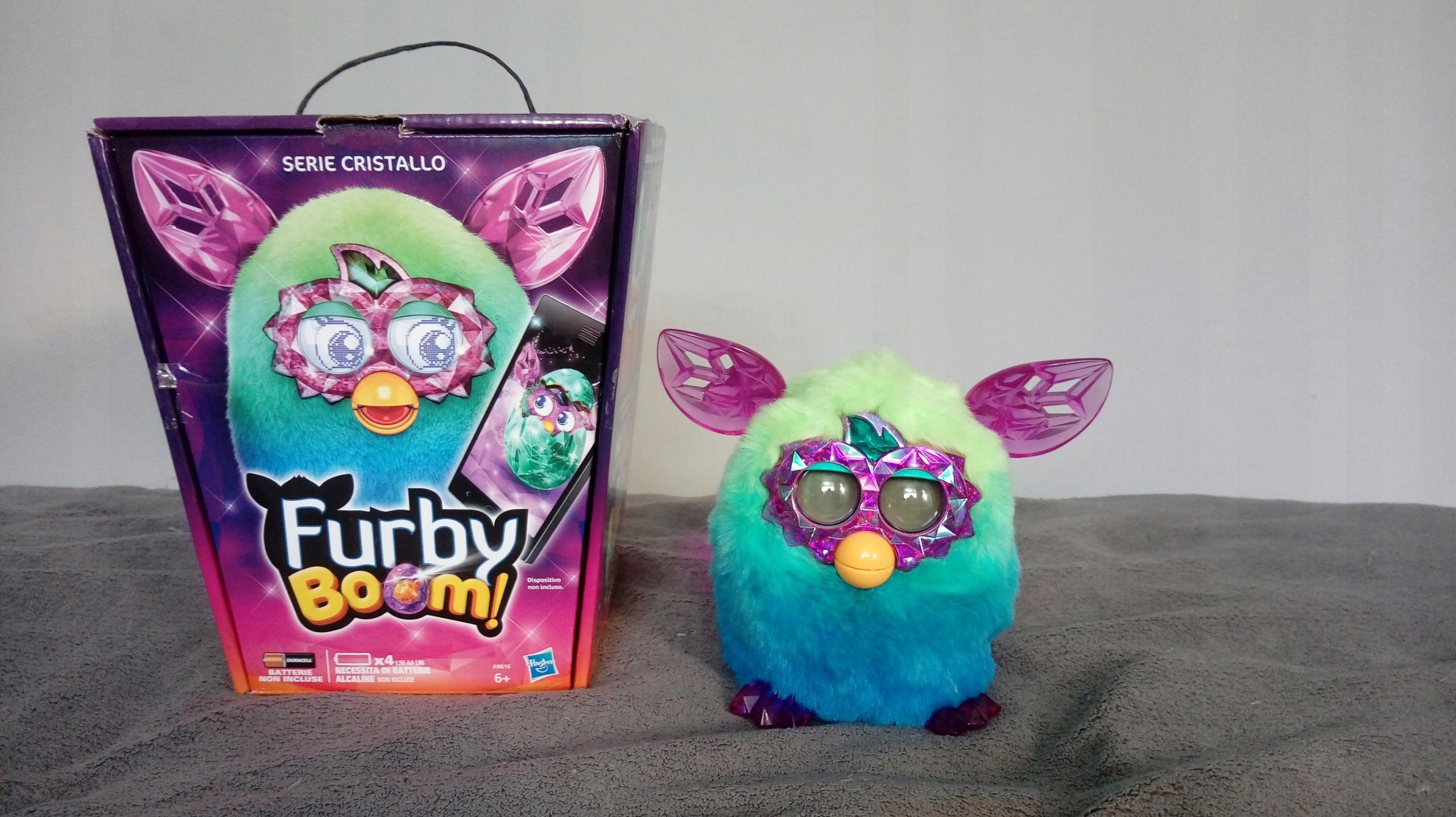 482e5d2733 Furby crystal - 7580984599 - oficjalne archiwum allegro