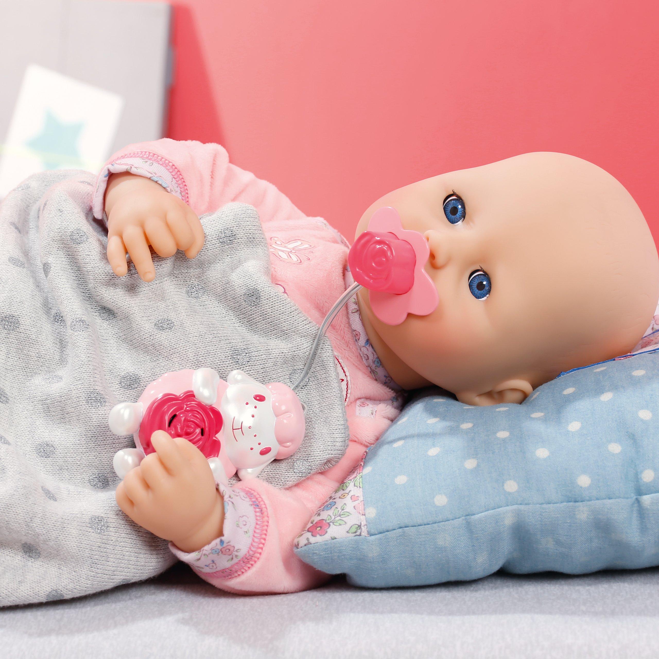 BABY BORN Interaktywny SMOCZEK Dla Lalki ANNABELL ...