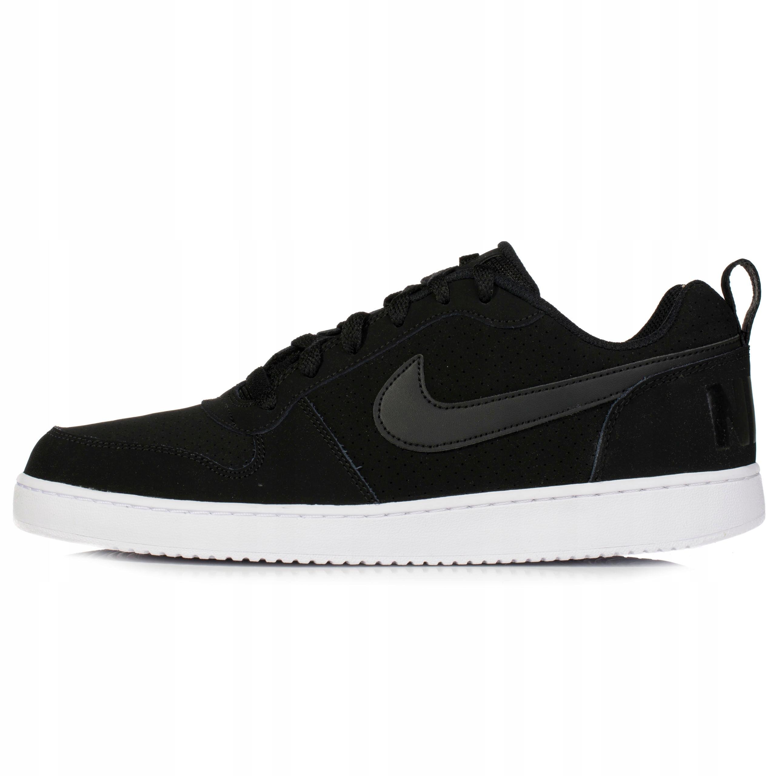 Buty damskie Nike Court Borough czarne 844905 001