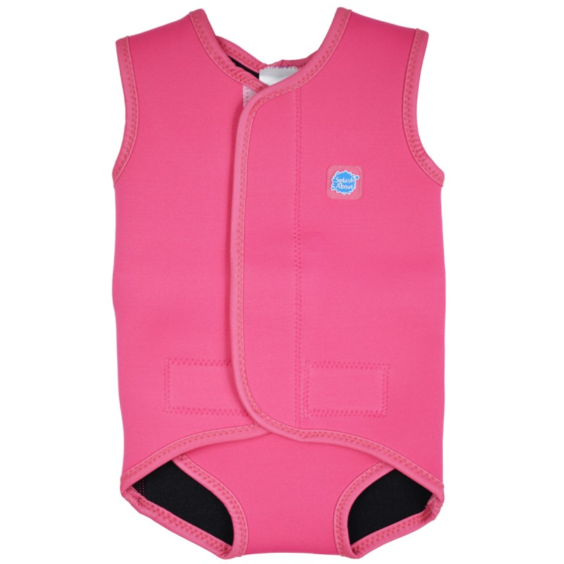 Neoprenowa pena pre deti BabyWrap pinkclasic L