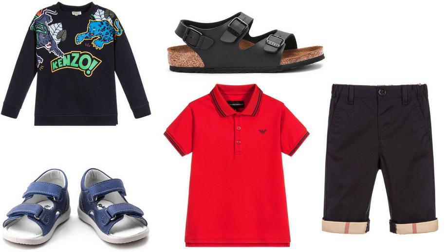 Skórzane sandałki – letnie propozycje dla chłopców
