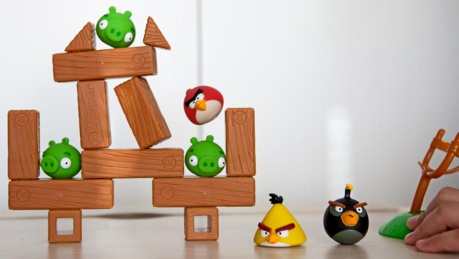 Angry Birds Kultowa Gra Nie Tylko Komputerowa Allegro Pl