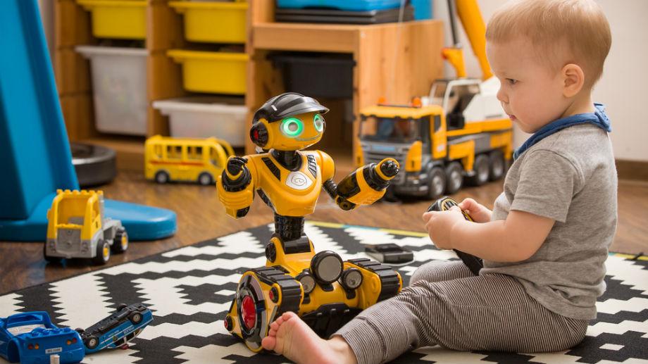 Robot Przyjacielem Chlopca Z Czego Go Skonstruowac Allegro Pl