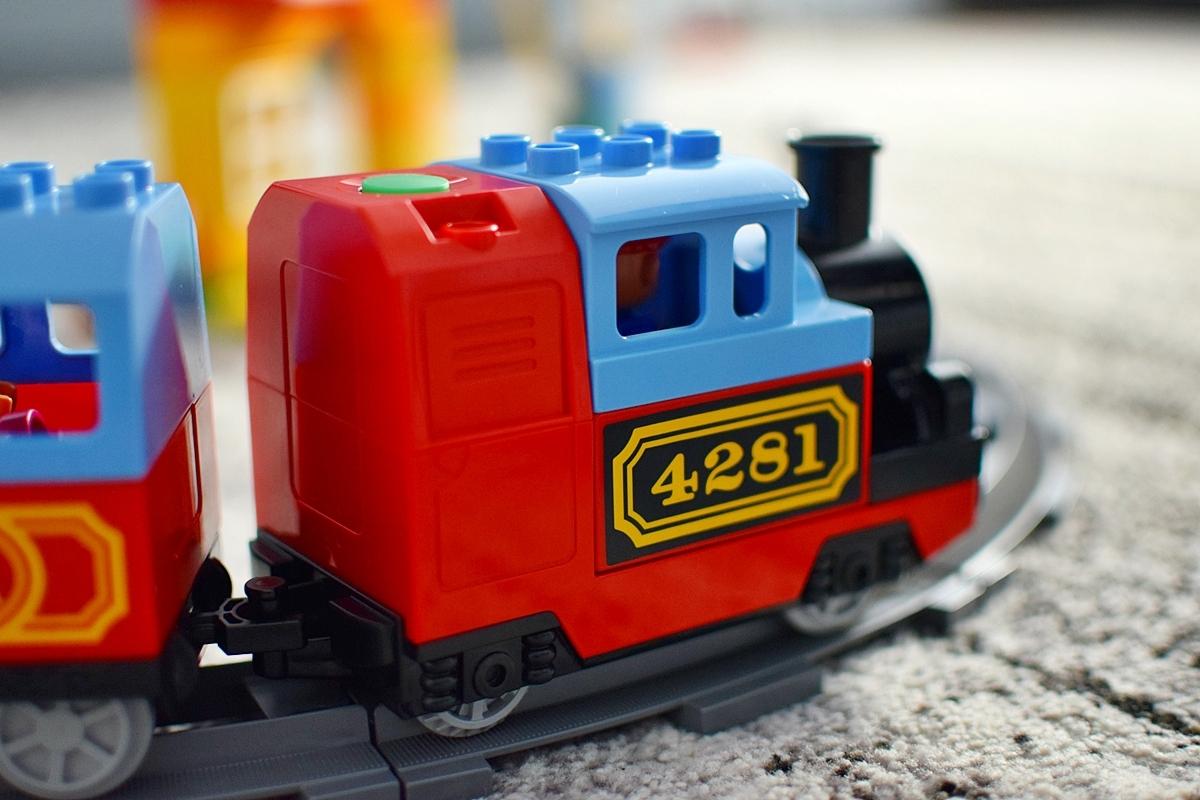 Fotografia 1 Vlaková lokomotíva