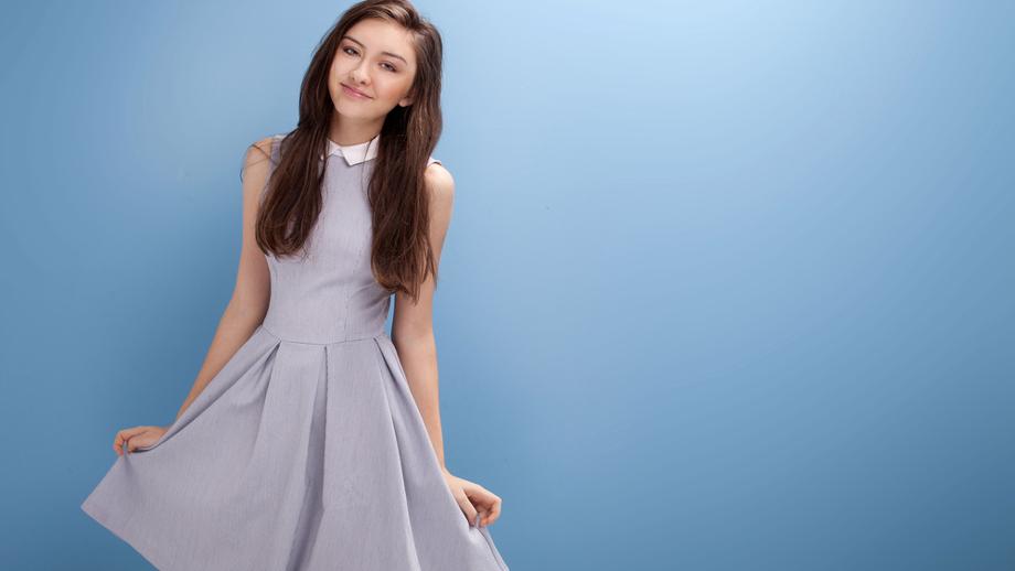 Sukienka Na Zakonczenie Roku Szkolnego Dla Mlodszej Nastolatki Allegro Pl
