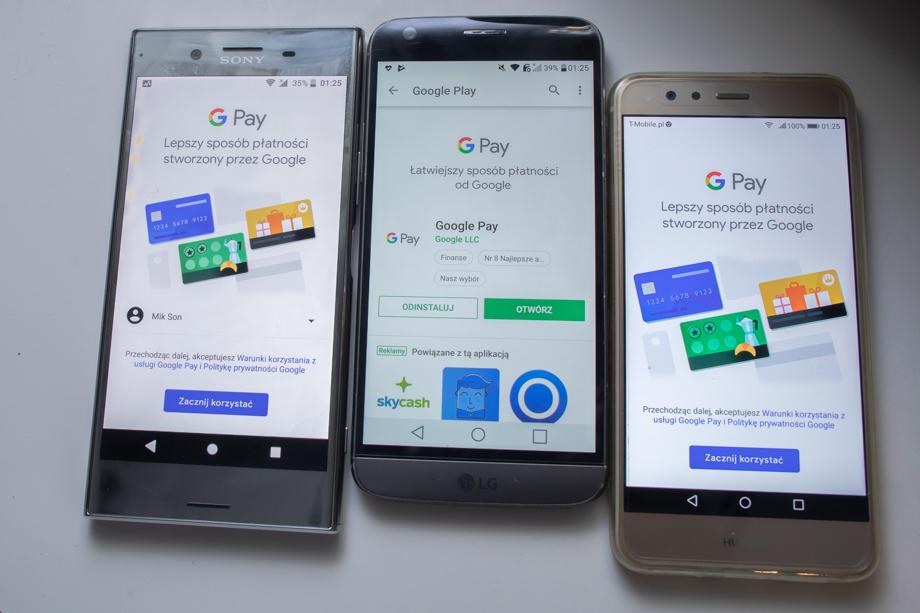 Google Pay Nastepca Uslugi Android Pay I Alternatywa Dla Kart Platniczych Jak Z Niej Korzystac Allegro Pl