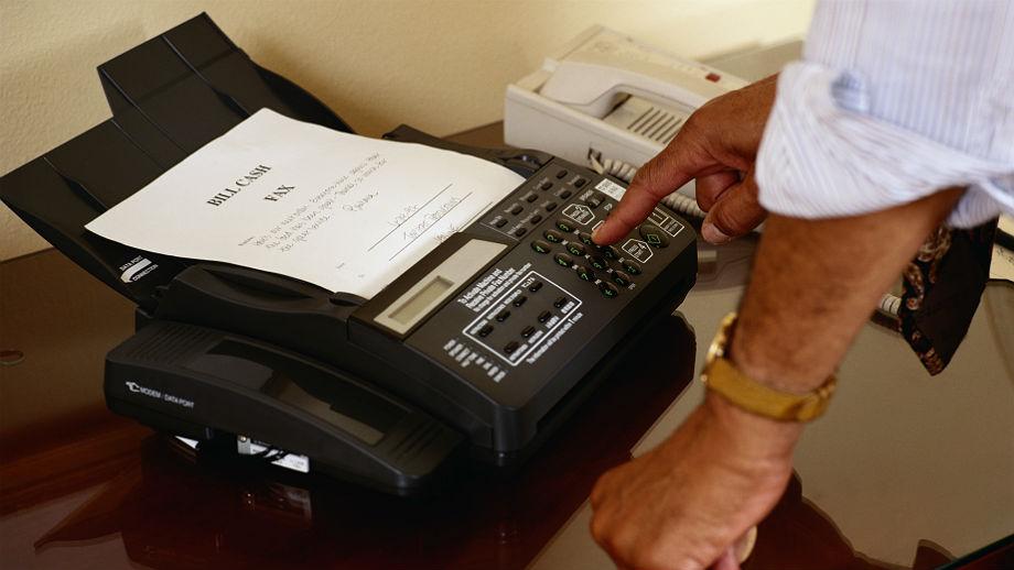 Czym się kierować, wybierając fax do małego biura