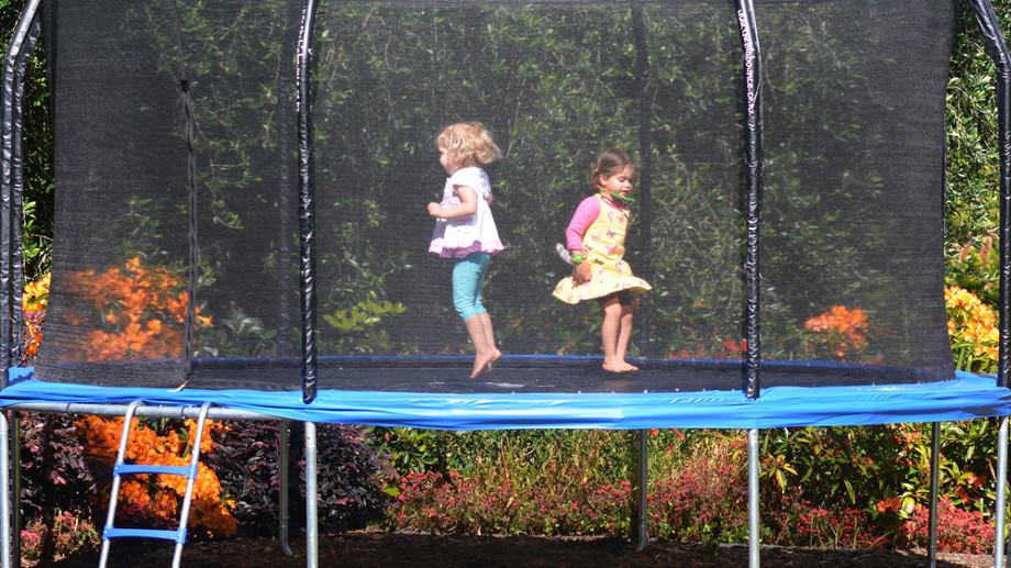 Trampolina Ogrodowa Dla Dzieci Allegro Pl
