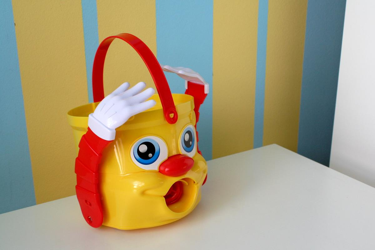pan bucket