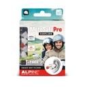 Zatyczki к uszu alpine motosafe pro+ plyn, case