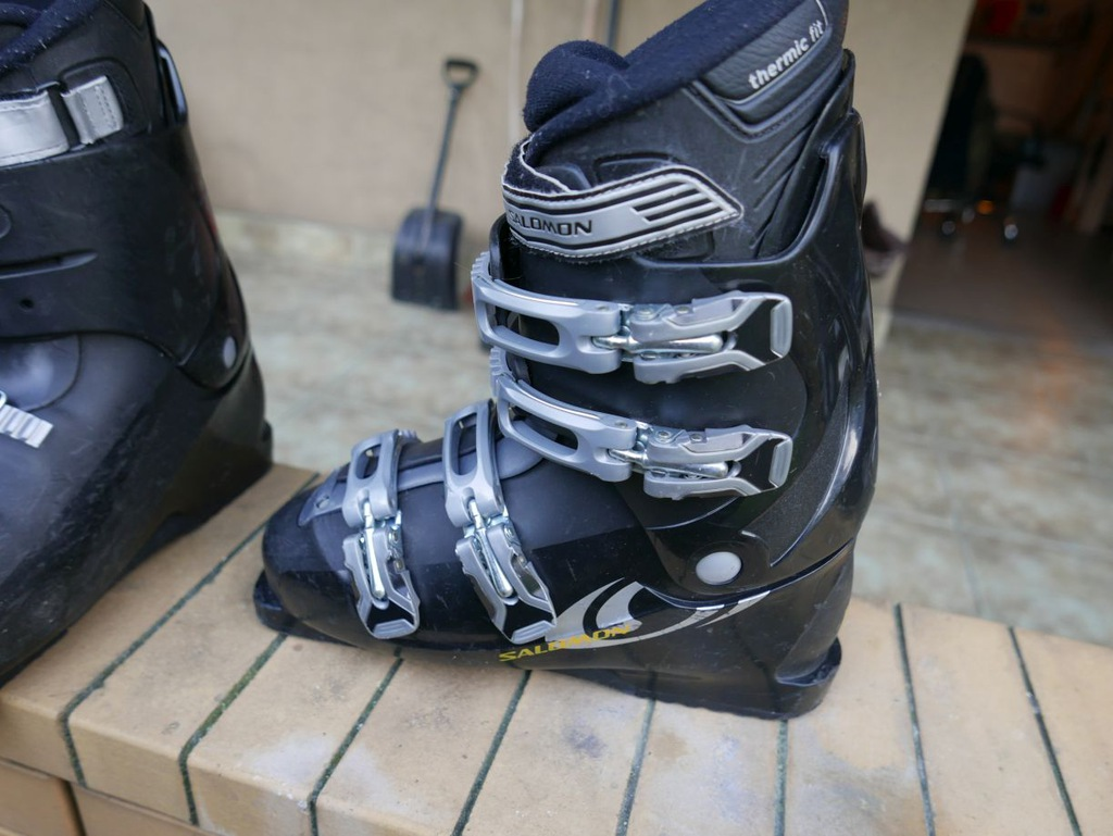 Buty narciarskie zjazdowe Salomon Performa BK thermic fit 28