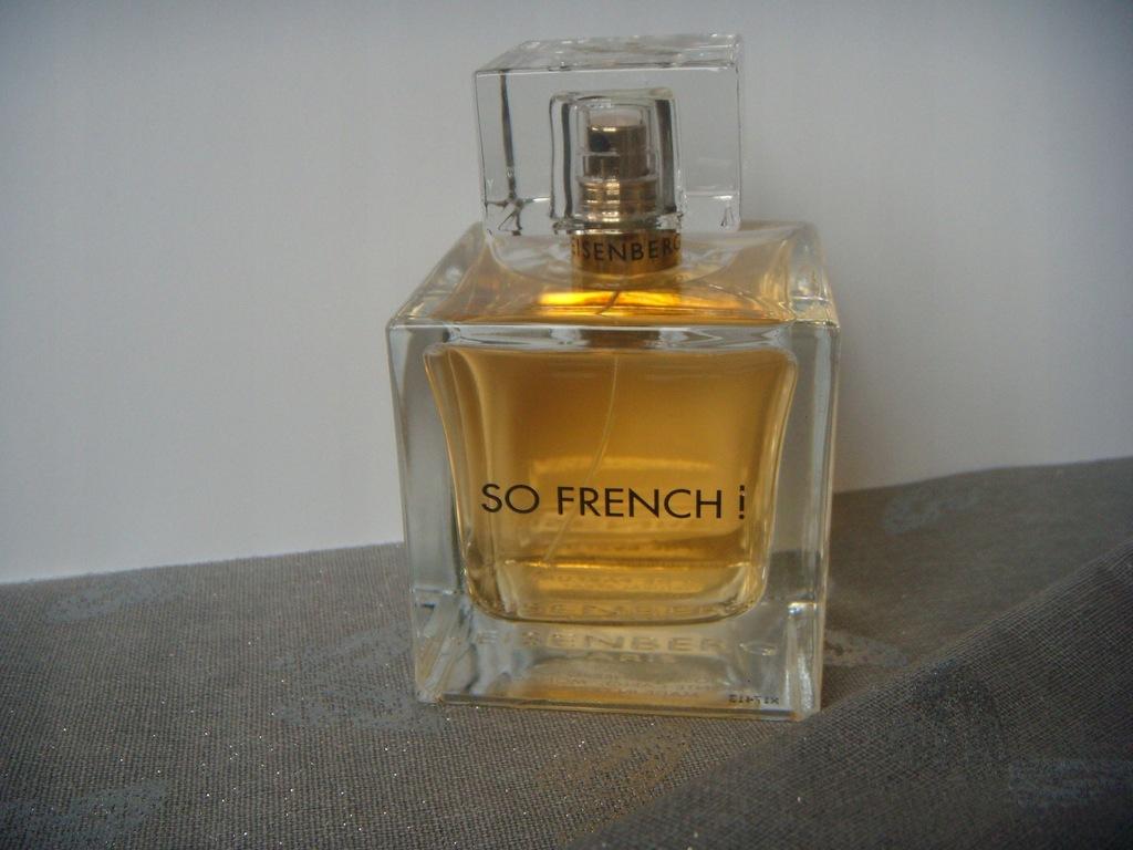 Eisenberg so french! edp | Przetestuj Perfumy