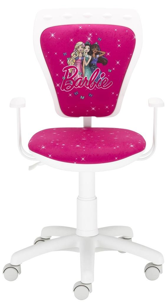 Krzesło dziecięce obrotowe Ministyle Barbie 4 Nowy Styl