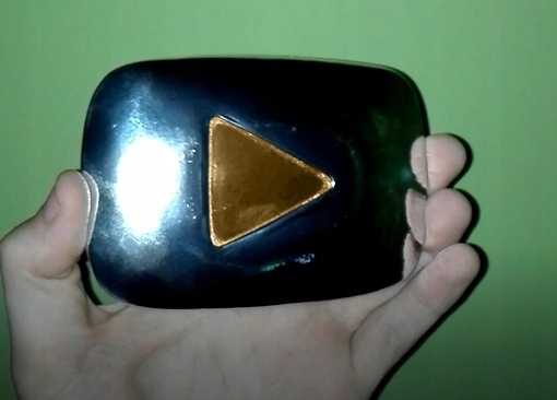 Przycisk Youtube Button Bez Ramki 7502930035 Oficjalne Archiwum Allegro