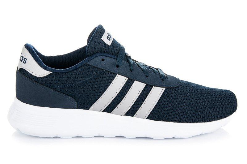 Niebieskie Buty Męskie Sportowe Adidas rozmiar 41