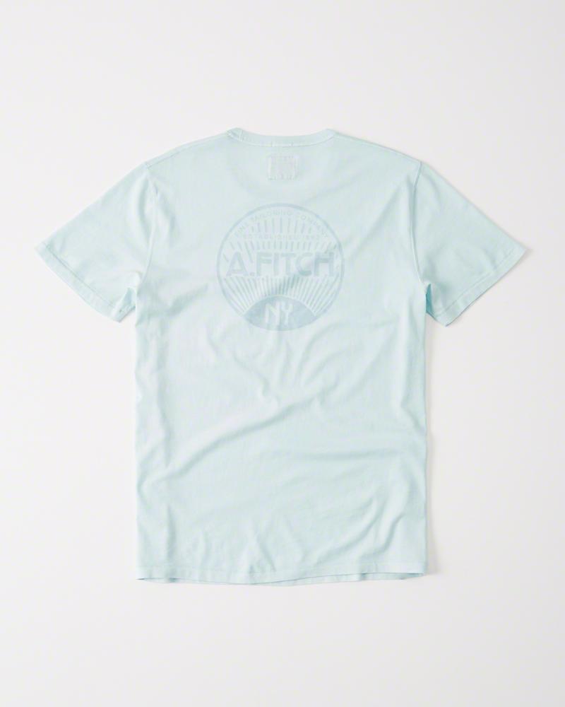 Oryginalna koszulka A&F w super cenie