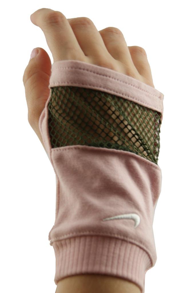 NIKE rękawiczki damskie do tańca bez palców DANCE