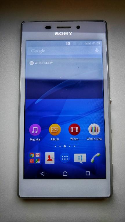 Uzywany Sony Xperia M2 Bialy 7033922400 Oficjalne Archiwum Allegro