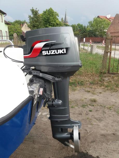 Silnik Suzuki 30KM 2T