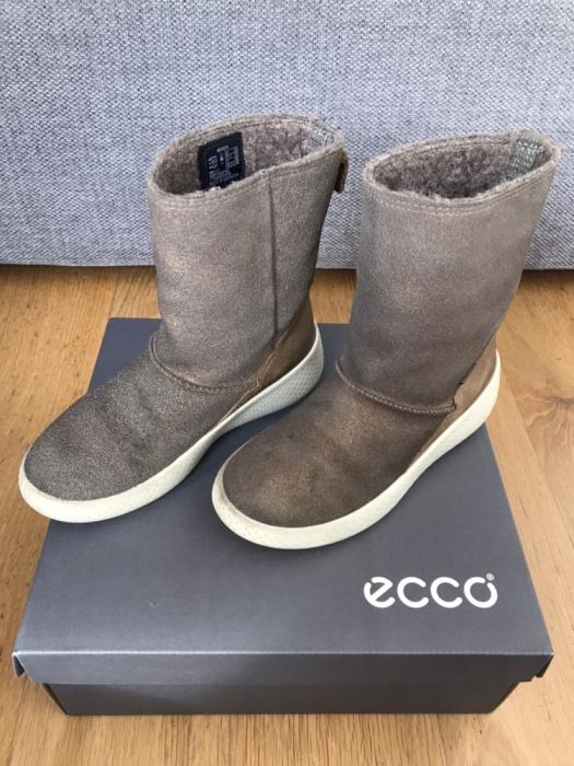Buty dziecięce Ecco UKIUK Kids Gore Tex rozm 30