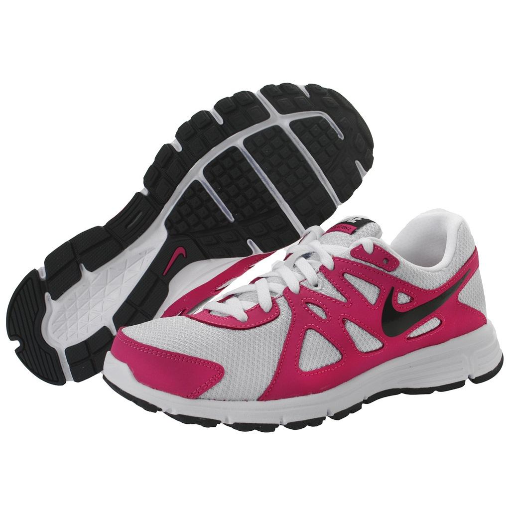 NIKE buty sportowe damskie Revolution 2 GS rozm 36 dł wkl 23