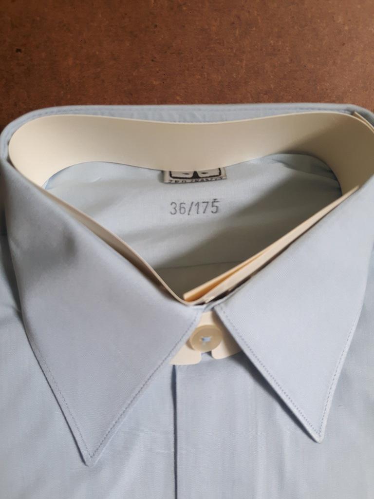 błękitna koszula ROMEO PRL nowa 175 36 7298491418  Zrix0
