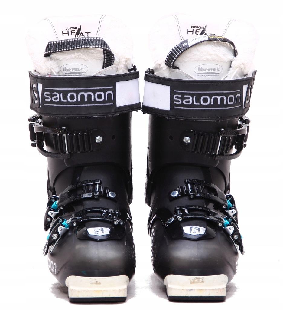 SALOMON QUEST ACCESS 80 SKI BOOTS 308mm 26 26.5 mondo