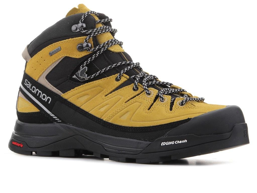 Buty trekkingowe SALOMON X ALP MID GTX Gore Tex (401653)