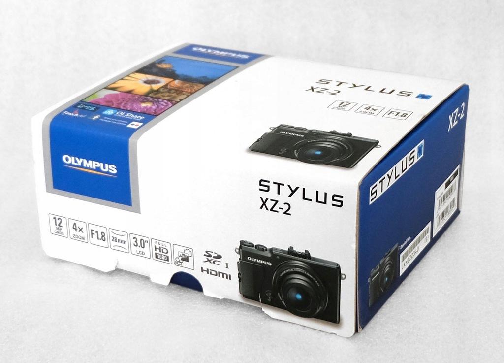 Olympus Xz 2 Jak Nowy 7702753423 Oficjalne Archiwum Allegro