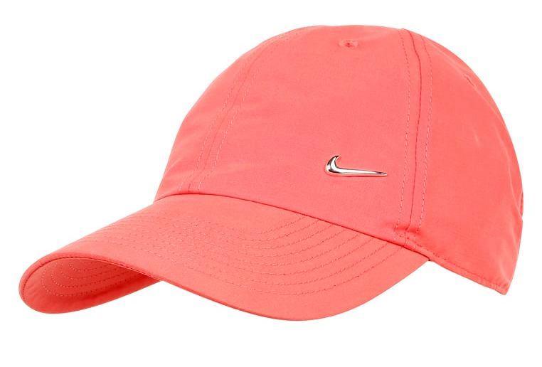 czapka z daszkiem Nike czerwona OSTATNIA SZTUKA 7399367448
