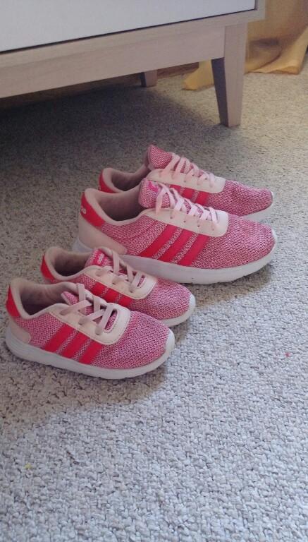 Buty Adidas Dla Mamy 37 I Corki 26 7341613094 Oficjalne Archiwum Allegro