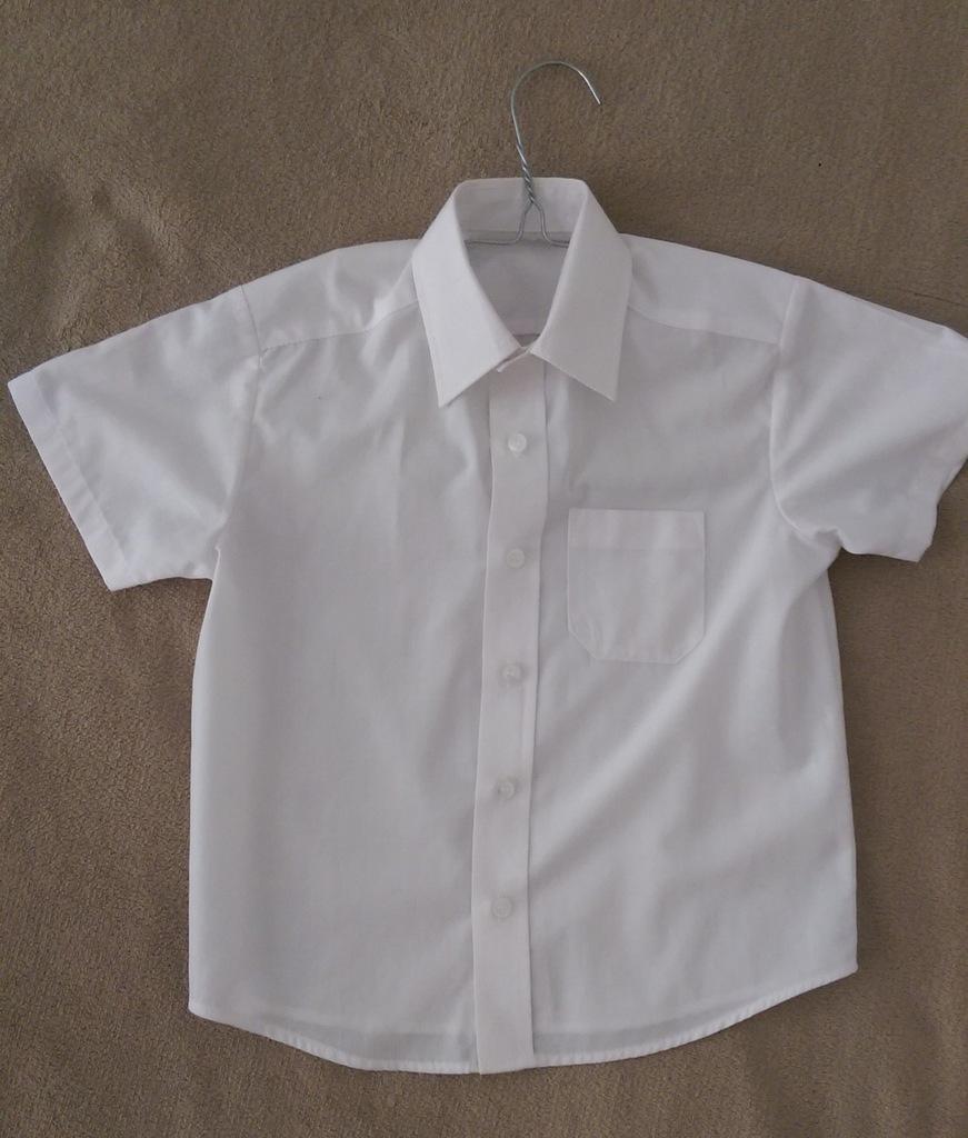 Biała koszula George 98-104