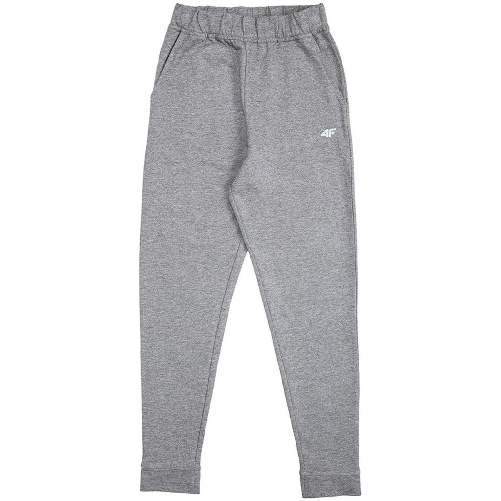 Spodnie dresowe 4F Junior HJL18-JSPDD201