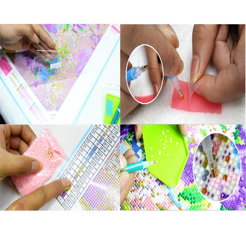 Obraz 5d Pies Haft Diamentowy Puzzle Wyklejanie 7117671922 Oficjalne Archiwum Allegro