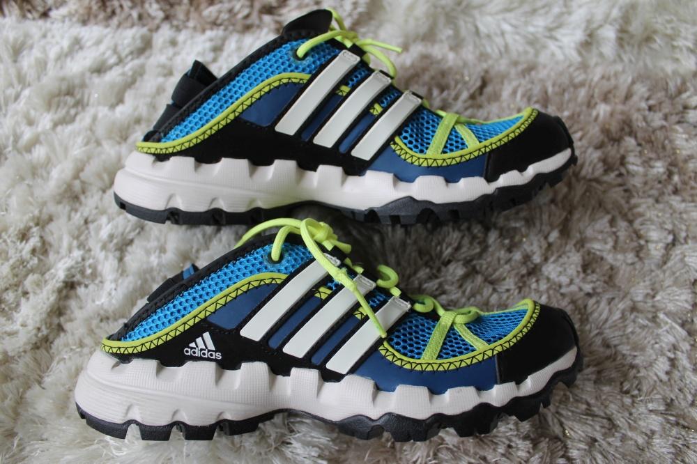 Buty trekkingowe Adidas speed grip 37 i 13, nowe