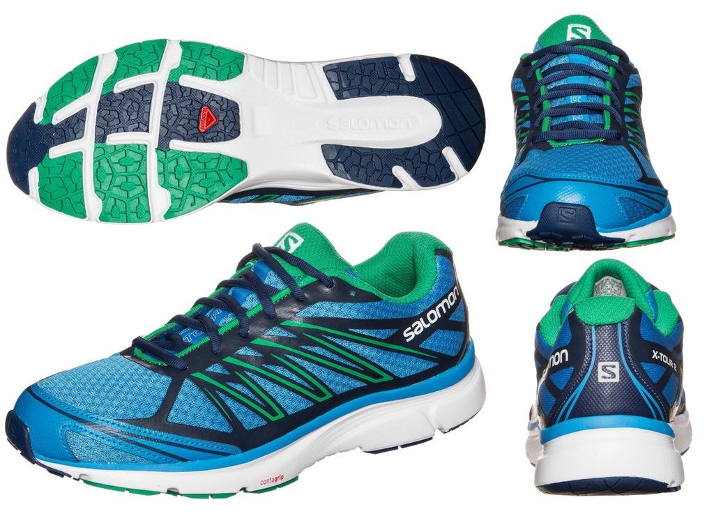 Salomon X Tour 2 3D buty męskie biegowe 46 23