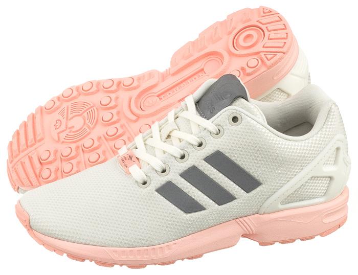 Buty Damskie Obuwie adidas ZX Flux W BA7642 Białe