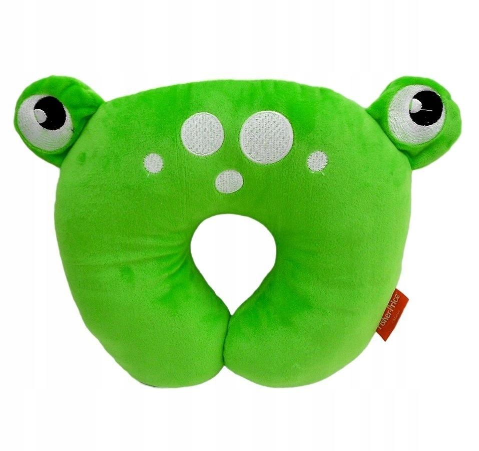 Zagłówek Fisher Price 27 cm poliester - żaba
