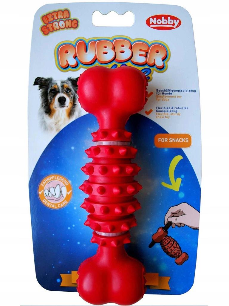 Zabawka Dla Psa Do Zucia I Cwicznia Mocnych Zebow 7554228051 Oficjalne Archiwum Allegro